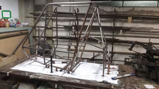 Fabricação do Chassi