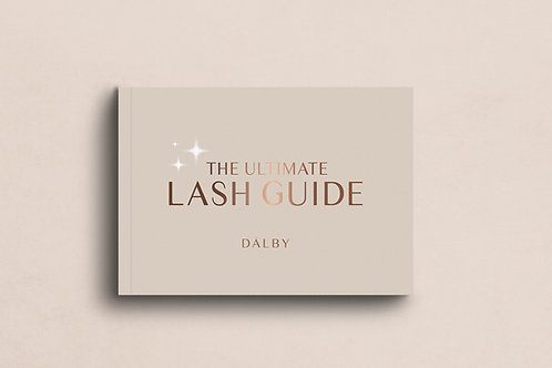 The Ultimate Lash Guide - Paperback