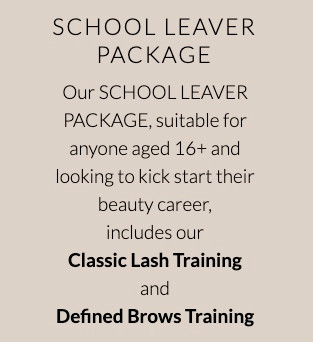 £695 includes full lash kit and brow kit