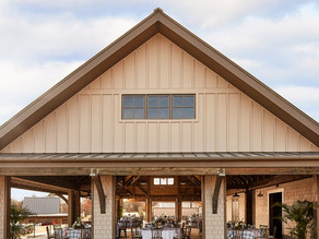 New Lake Pavilion and waterside amenities redefines al fresco events