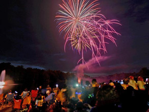 EVENT ALERT: Fourth of July Fireworks Will Return to Aberdeen Lake Park