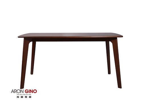 ADS-T3043/餐桌/木頭/實木桌面