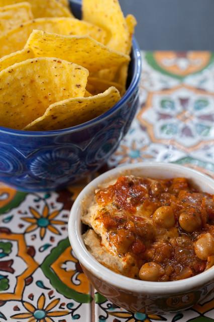 Moroccan Hummus