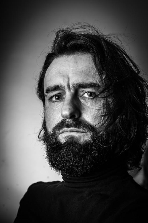 Tam Bernard Self Portrait 2017