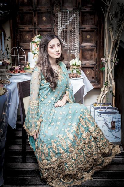 Engagement photo shoot for couple at Indioz, Moseley. Wedding photographer Birmingham. Asian wedding photographer.