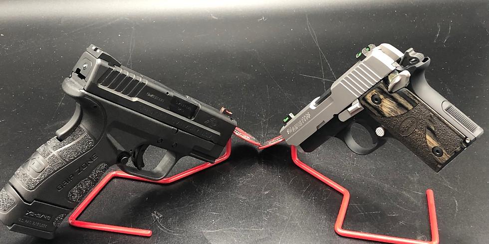 Gun Raffle To Benefit Local Olympic Hopeful-Sig/Springfield