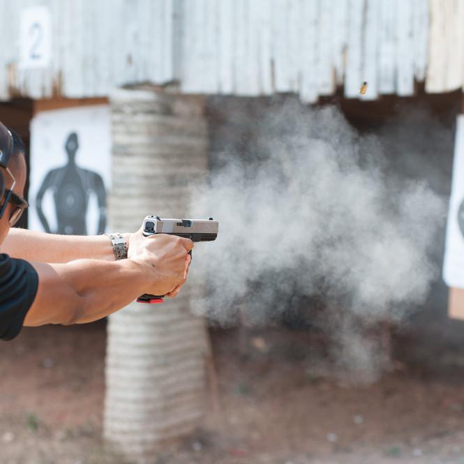 Tactical Rifle & Pistol Operator