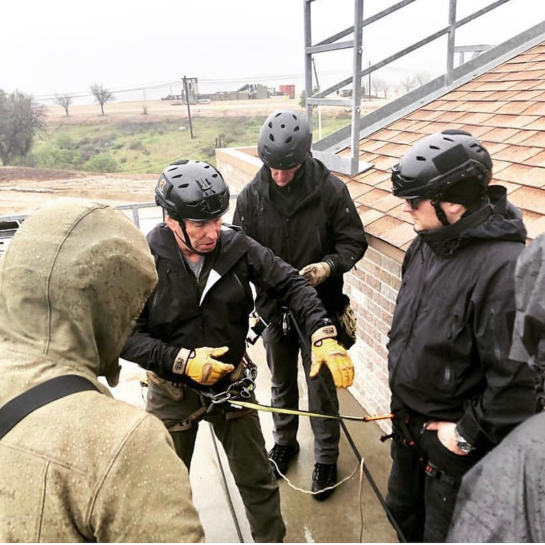 Tactical Rope Access Course (TRAC) (1)