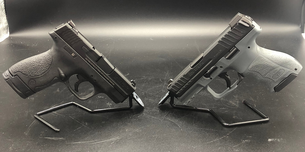 Gun Raffle To Benefit Local Olympic Hopeful- H&K