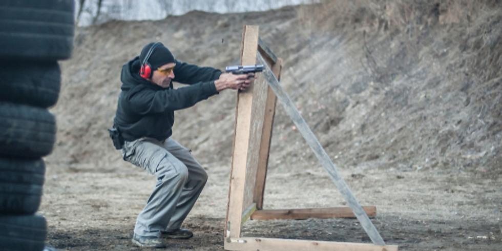 Law Enforcement Pistol Skill Builder- LIve Fire (June 7)