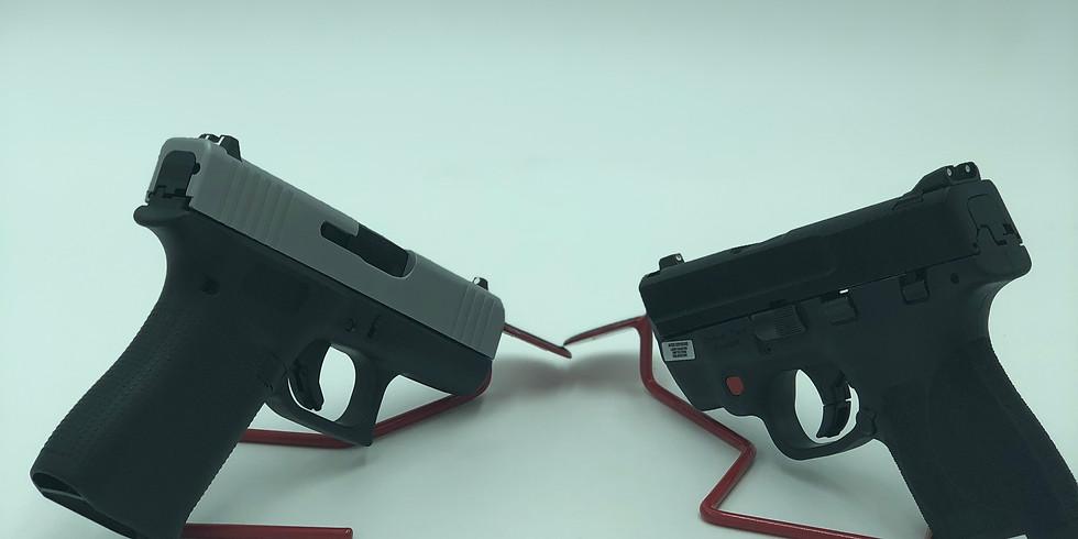 Gun Raffle To Benefit Local Olympic Hopeful