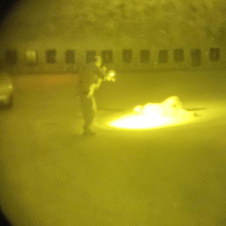 Night Vision Operator