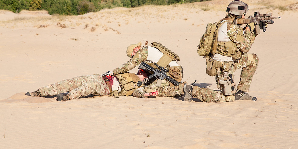 Tactical Medicine with Live Fire