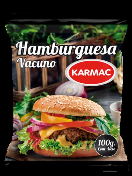 Hamburguesa Premiun Karmac