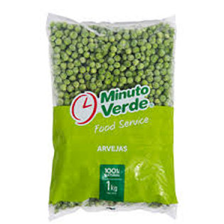 Arvejas Minuto Verde