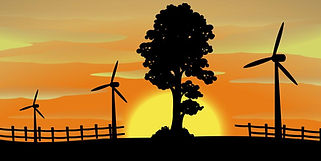 silhouette-scene-with-wind-turbines-in-t