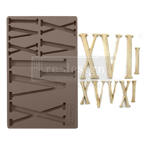 PM643270 - Redesign Mould - Numerals