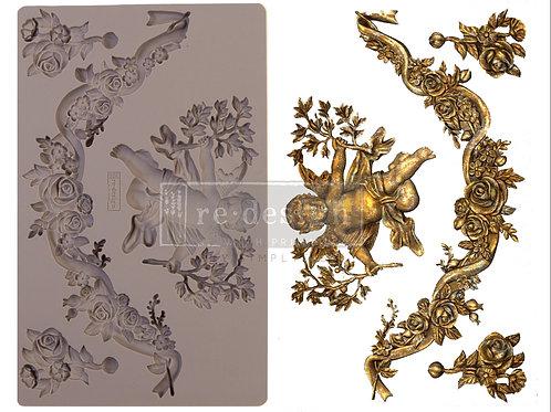 PM645403 Mould Divine Floral