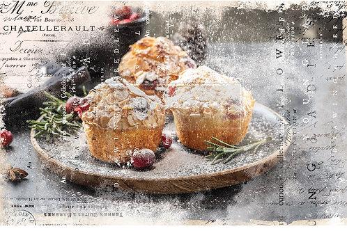 PM645342 - Decor Tissue Paper - Warm Desserts