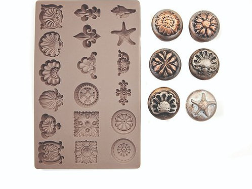 638849 MOULD  Seashore Treasures
