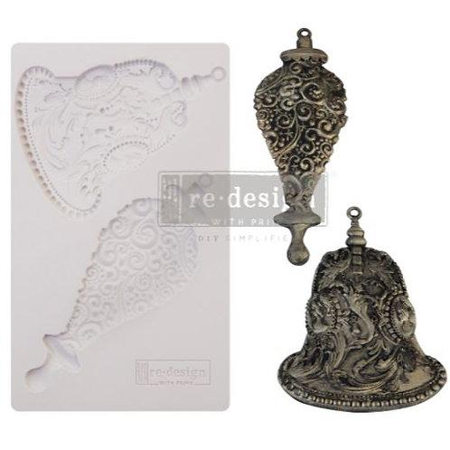 646141 - Mould Silver Bells