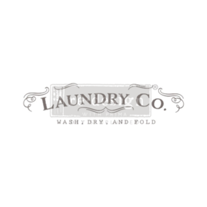 633219 TRANSFER Laundry PRE-ORDER ONLY