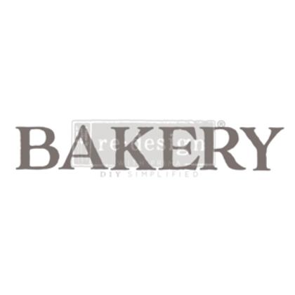 633233 TRANSFER Bakery