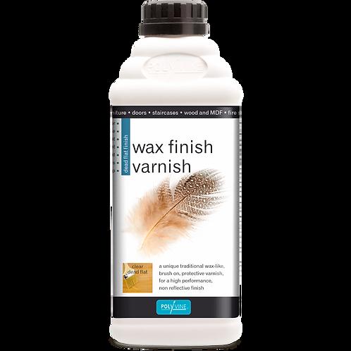 Wax Finish Varnish Dead Flat & Satin. 4ltr, 1ltr, 500ml