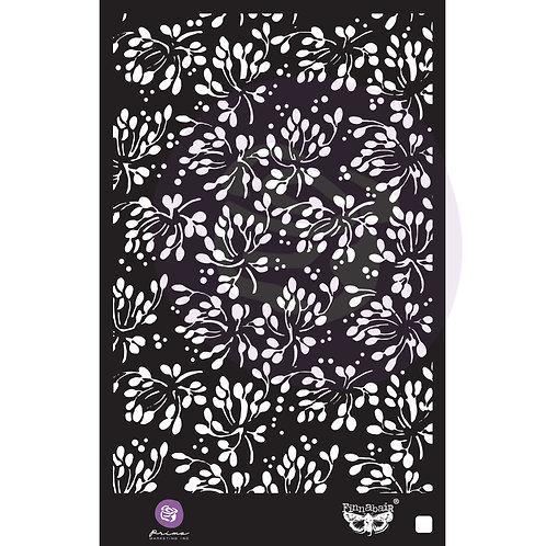 966690 - 6x9 Stencil - Wild Berries