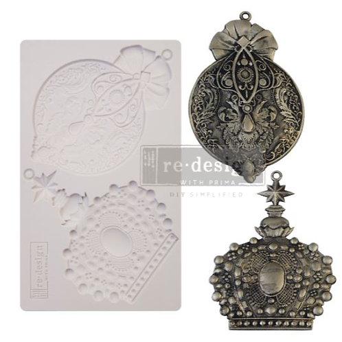 646127 Mould Victorian Adornments