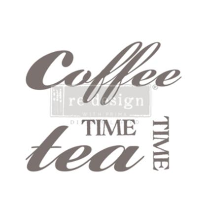 633165 TRANSFER Coffee Tea time