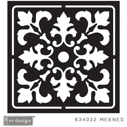 634032 STENCIL PAVER Meknes  Discontinued- LAST ONE!