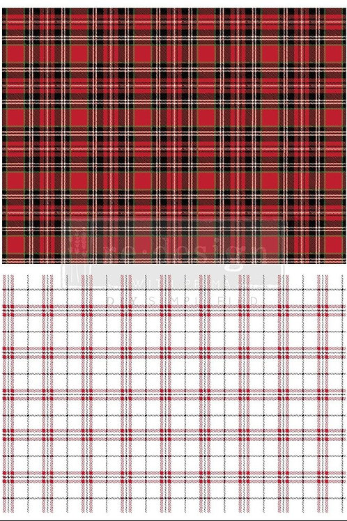 PM641689 -Transfer-Gingham Red