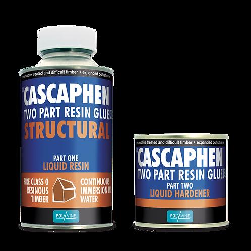 cascaphen two part resin glue 670g PRE ORDER
