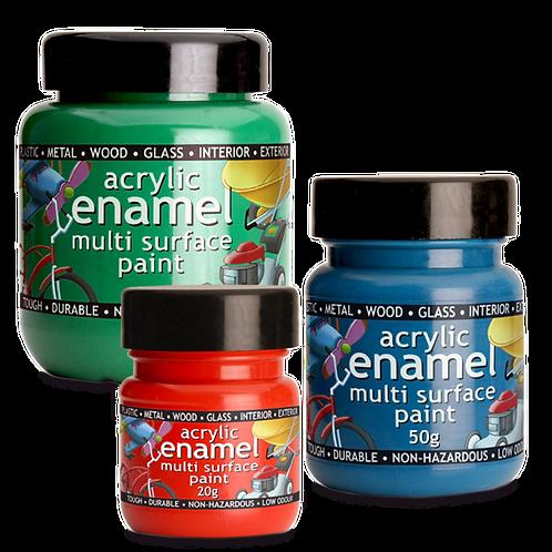 acrylic enamel paint 100g PRE ORDER