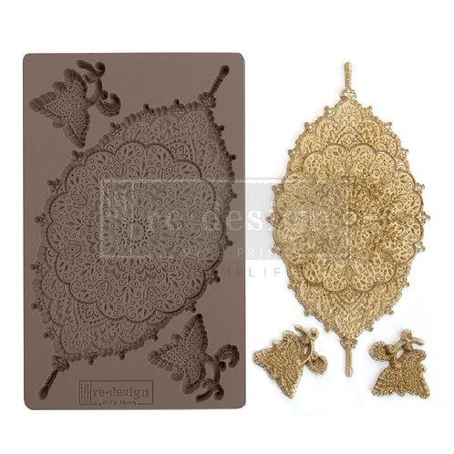 PM641047 - Redesign Mould - Morocco Emblem