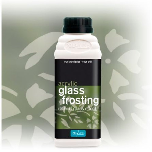 glass frosting PRE ORDER