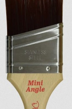 Mini Angle Synthetic Brush PRE-ORDER ONLY