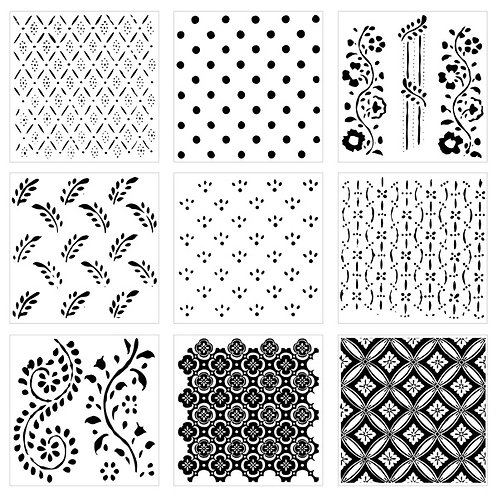 816032 - IOD Decor Stamps Patternplay