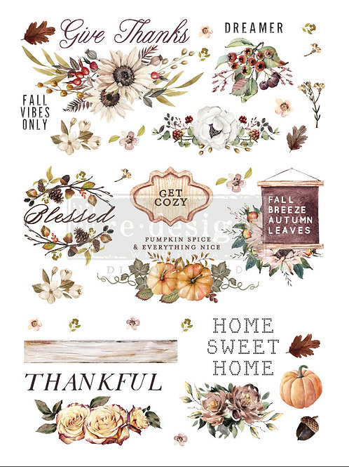 641702 -Transfer- Thankful Autumn size-PRE-ORDER ONLY