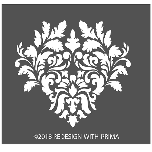 PM636807 - Redesign 3D Stencil - Giovanna Flourish