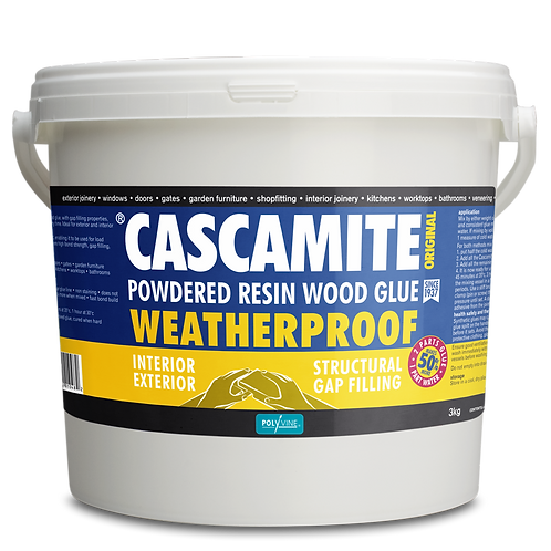cascamite structural wood adhesive 220g - 3kg PRE ORDER