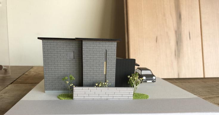 リジェロ二宮 完成模型