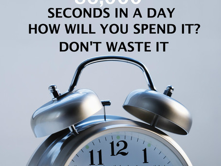 Time Wasted Time Lost
