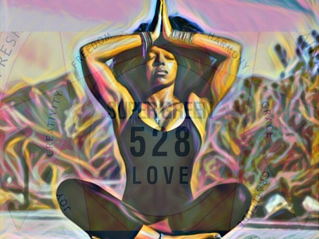 The Art Of Healing: 528 Love Frequency