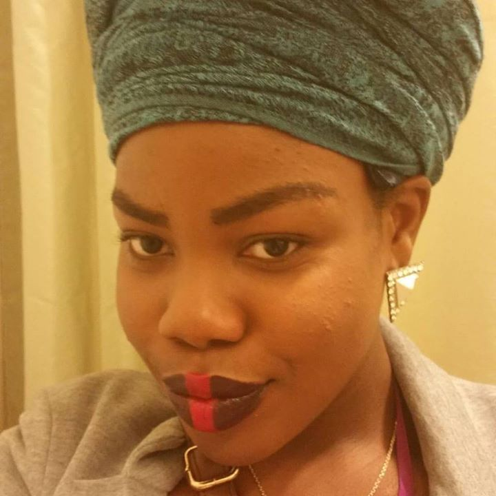 #headwrap #embracingmenaturally #naturalhair