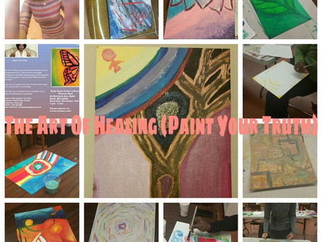 The Art Of Healing (Paint Your Truth)