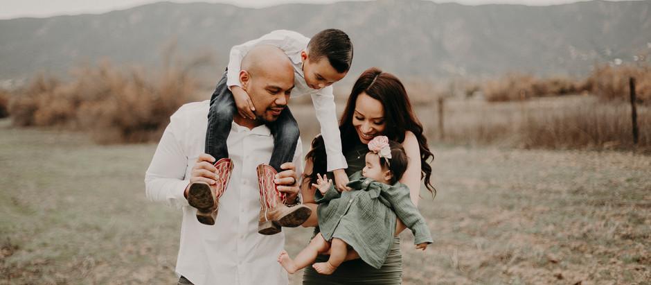Faviola & Family