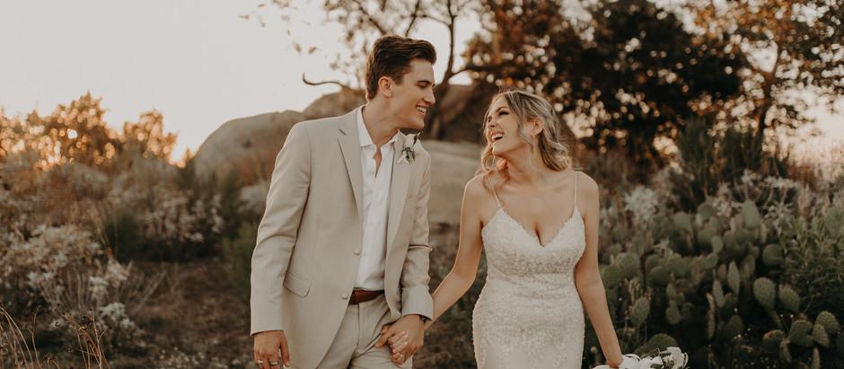 Favorite Wedding of 2020| KENZ+JESSE
