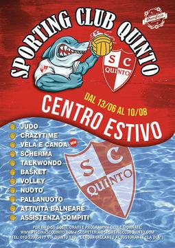 Piscina sporting club quinto news for Piscina quinto genova